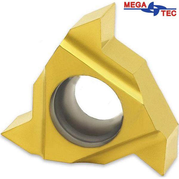 4 ER N60 CPM9030 5120005 MEGA-TEC пластина резьбовая твердосплавная неполный профиль 60°